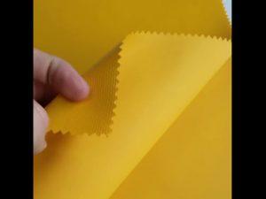 Materiali 100% poliester oksford pëlhurë PVC pëlhurë shpinës