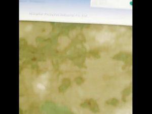 1000D najloni oxford rezistente ndaj ujit pëlhurë të maskuar PU veshur