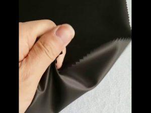 2018 cilësi të lartë 100% najloni 420D Ripstop rrotullon pëlhurë xhaketë në natyrë
