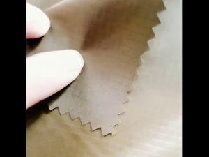 70D ripstop i papërshkueshëm nga uji Nailoni najloni pëlhurë xhaketë në mushama