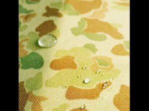 Fabrika e Kinës 1000 denier cordura pëlhurë najloni të shtypura me ujë të neveritshëm