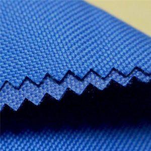 rezistencë të lartë të cilësisë së ujit 600d oxford pu pvc pëlhurë të veshura tendë