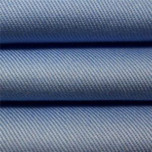Pëlhurë pambuku 100% pëlhure twill pëlhurë të veshur me rroba të punuara me rroba