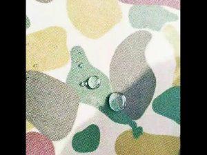 I papërshkueshëm nga uji 1000D najloni cordura Australi pëlhurë të shtypura camo