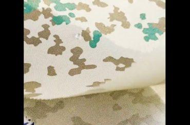 I papërshkueshëm nga uji 1000d najloni dupont pëlhurë cordura për çanta